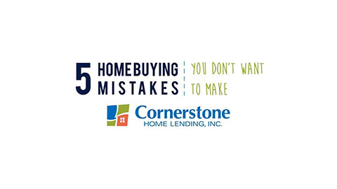 5 Home Buying Mistakes You Don't Want To Make