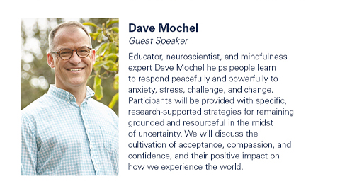 Staying Grounded Video with Guest Speaker Dave Mochel